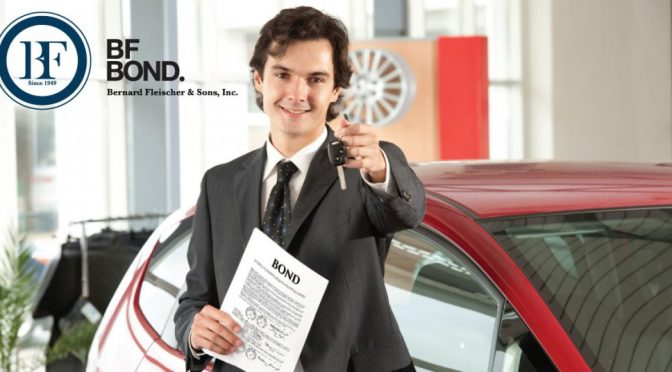 Motor Vehicle Dealer License Bonds 'APPLY ONLINE!'